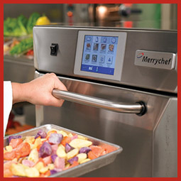 Full range of Merrychef ovens to choose form